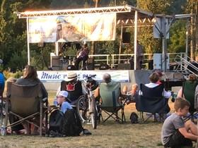 Music in the Park 2018
