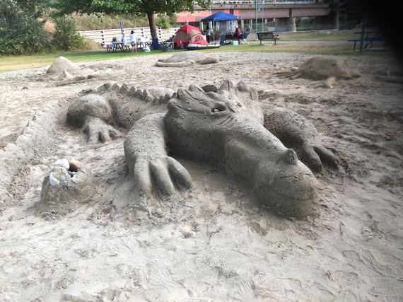 sand creation
