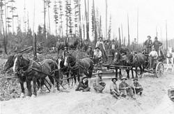Road Crew Malakwa 1910
