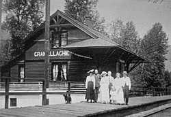 27 Orig CPR Stn at Craigellachie 1920.jpg