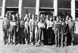 Eagle River Students 1950-51