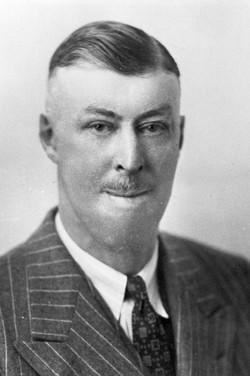 RW Bruhn in 1939