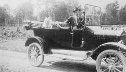 Roy Finlayson 1925
