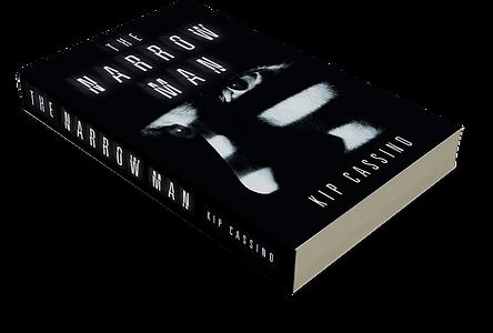 Best new thriller novel Kip Cassino