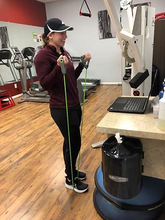 virtual personal trainer Fredericksburg, VA