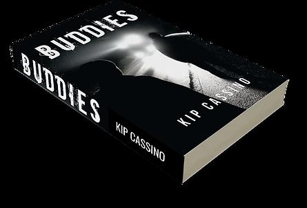 Thriller action murder novel Kip Cassino