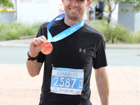 Athlete Profile: Charles Jacobson