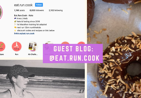 How Keto and Running changed Anna's life.