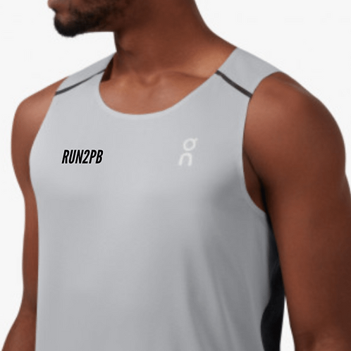 ON x RUN2PB Elite Race Singlet (Mens)