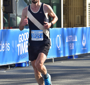 Meet Will Goodall - Our newest Sub 3hr Marathoner