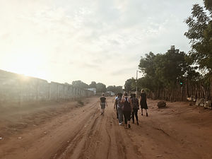 Morning Walk Through Lamin Village.JPG