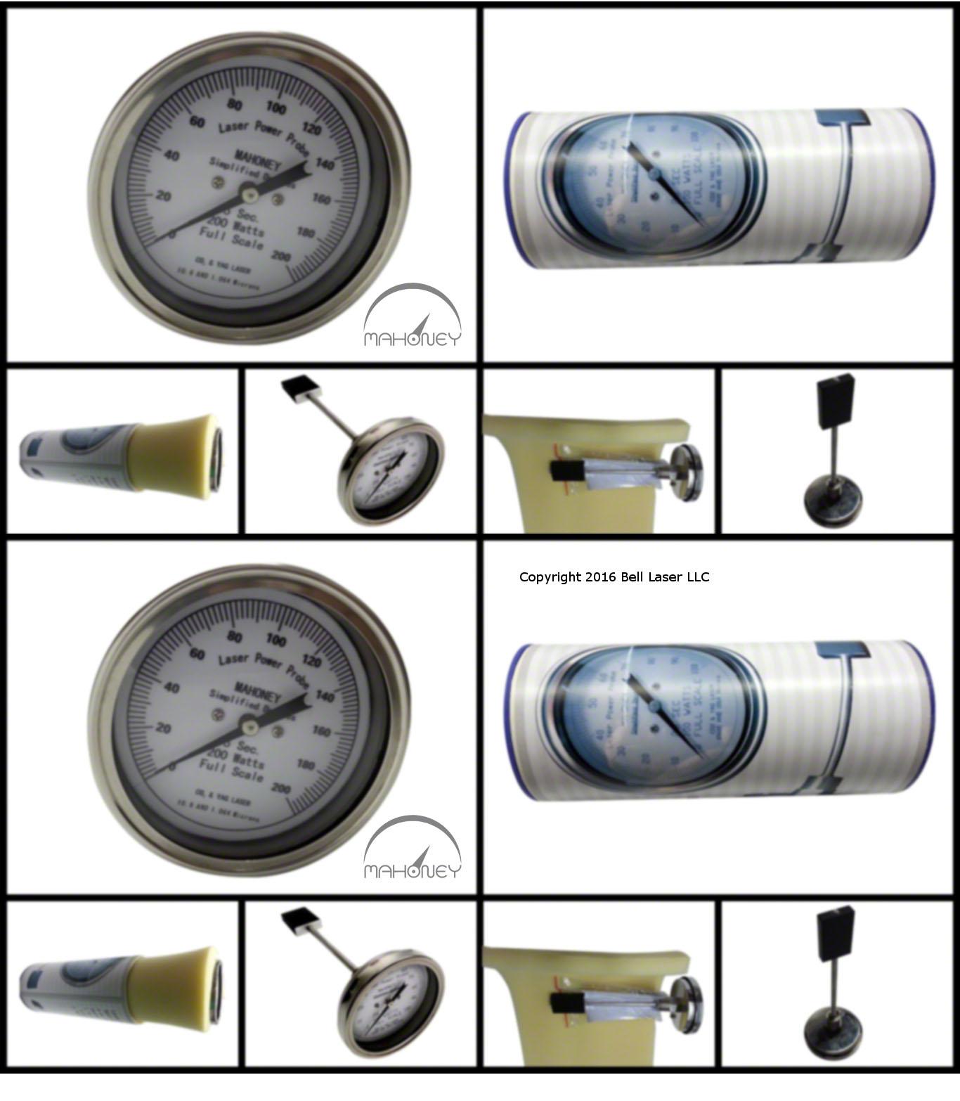 200_watt_Mahoney_CO2_laser_power_meter_probe_collage_x2_Mahoney