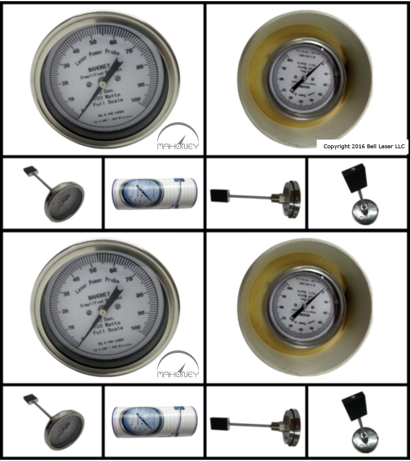100_watt_Mahoney_CO2_laser_power_meter_probe_collage_x2_Mahoney