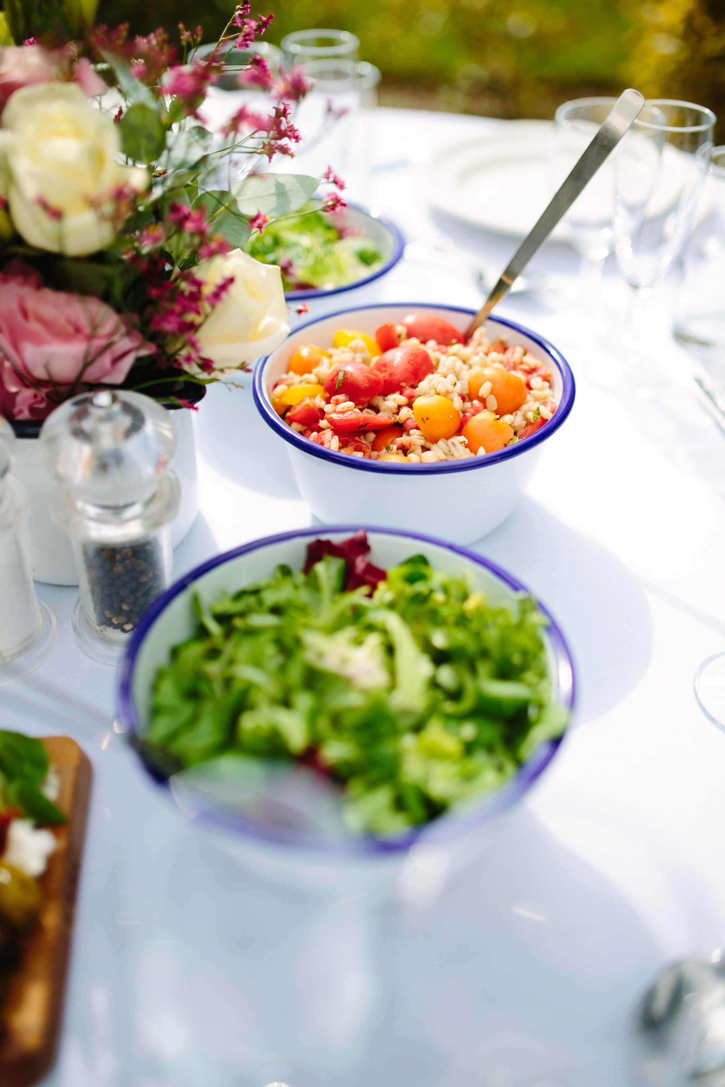 Bowl salads