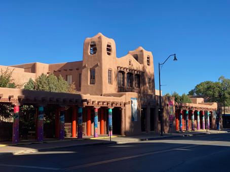 2 Weeks in Santa Fe, NM