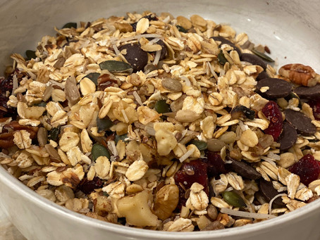 Most Delicious Granola Recipe