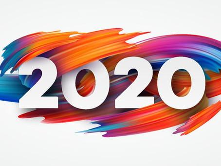Grateful for 2020, Yup I said it...