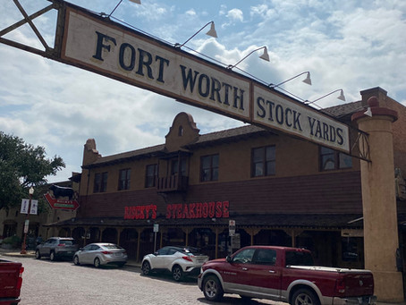 4 hours in Fort Worth, TX