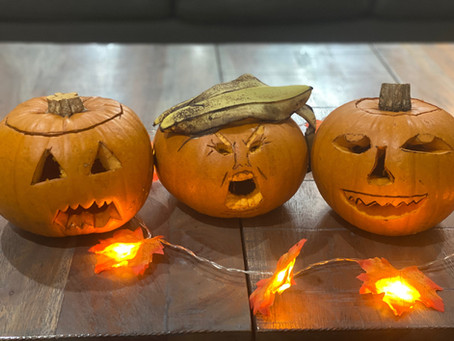 Halloween on the Road