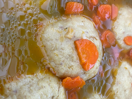 Best Ever Matzo Ball Soup Recipe