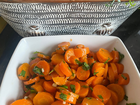 Carrot Salad, Easy & Delicious Recipe