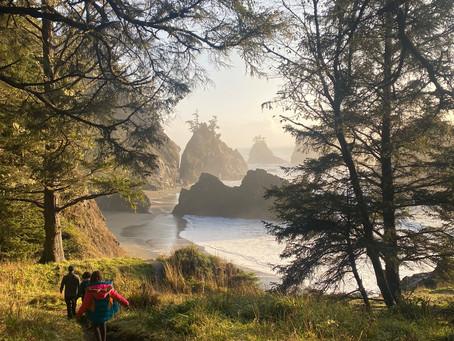 4 Nights on Coast of Oregon