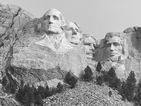 2 Nights in Mount Rushmore, SD