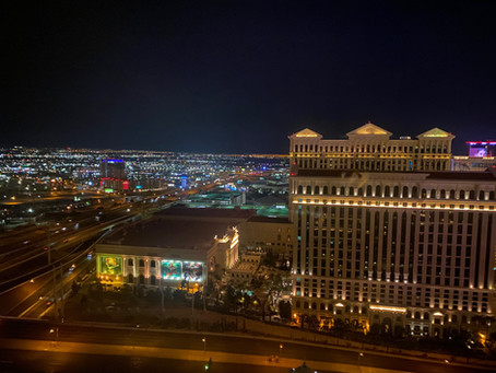 1 Night in Las Vegas, NV