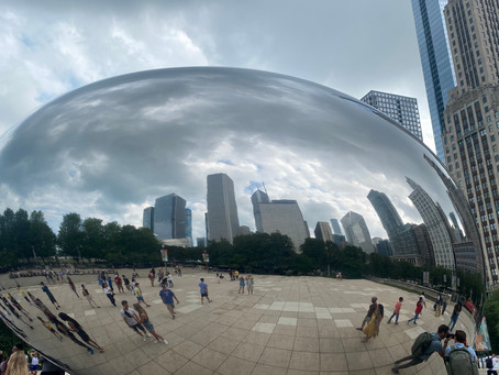 20 Hours in Chicago, IL.