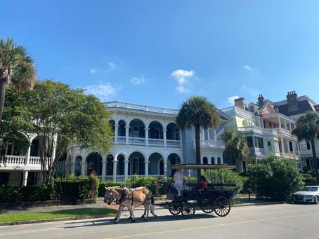 Four Days in Charleston, SC
