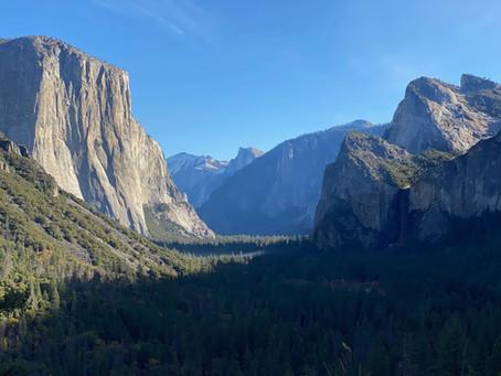 2 Nights in Yosemite, CA