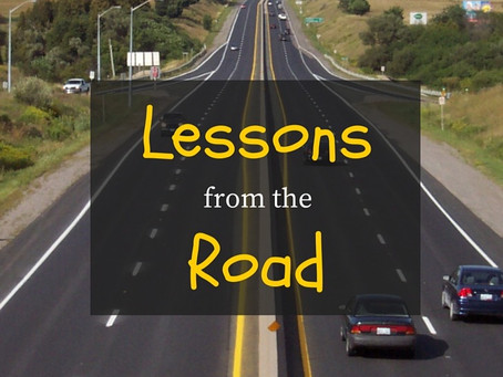 10 Valuable Lessons I've Learned While on the Road