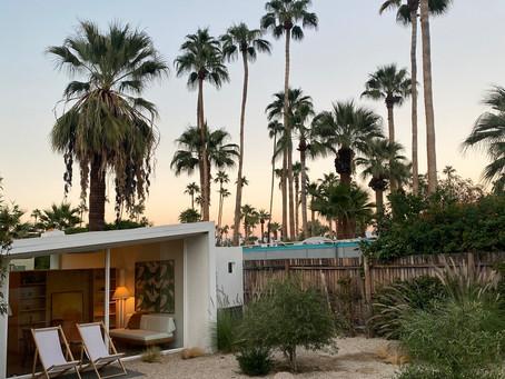 7 Nights in Palm Springs, CA