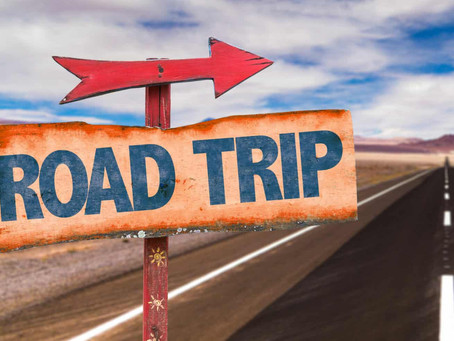 How to Take a Road Trip While Kids are Learning Remotely
