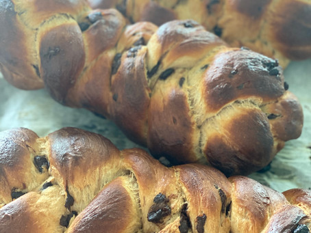 Chocolate Chip Challah Recipe