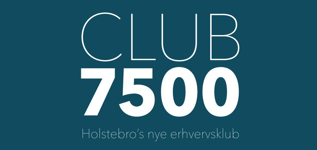 Morgenmøde i Club7500
