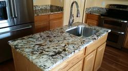Cream delicatus Granite