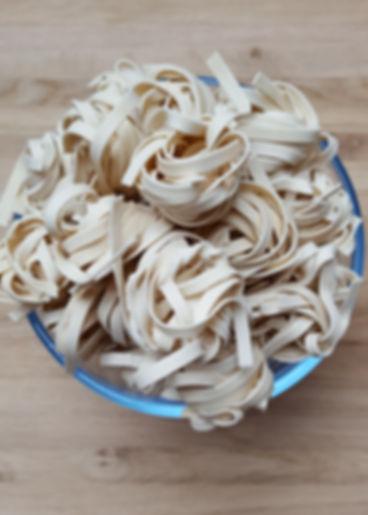 Tagliatelles au Quinoa _Pâtes Artisan et