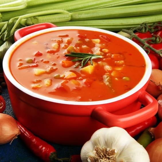 Soupe de couscous