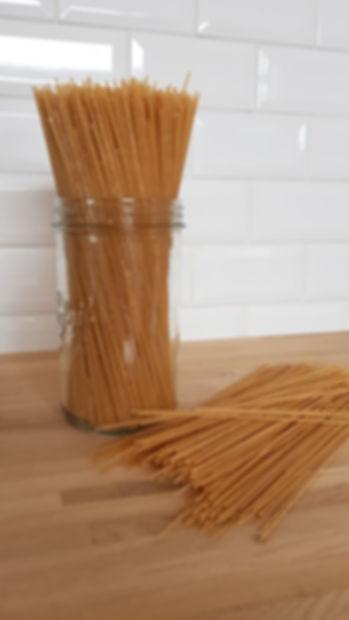 Spaghetti Demi Complet _Pâtes ARTISAN et