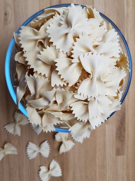"""Papillons Nature 250g """"Pâtes BIO et ARTISAN"""""""