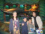 院長の家族写真