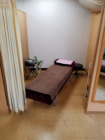 整体院内の個室