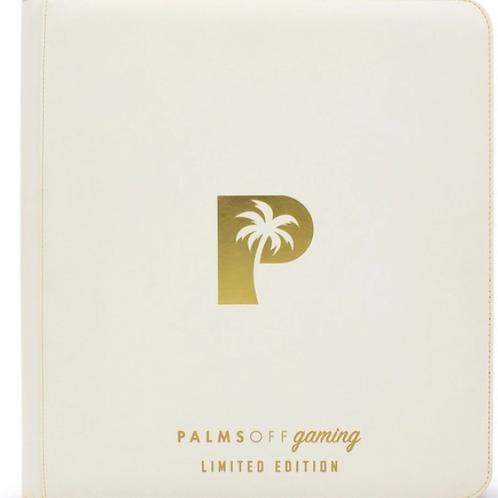 Palms Off Gaming - Limited Edition 12 Pocket Zip Binder