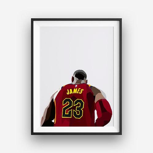 LeBron James - Cavs