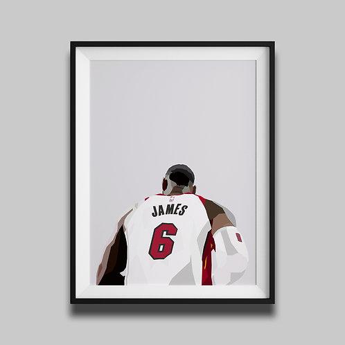 LeBron James - Heat