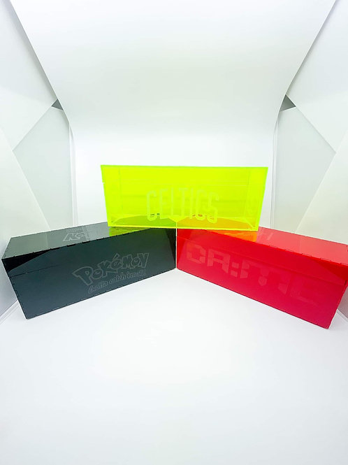 T.D Design Works Custom Slab Box