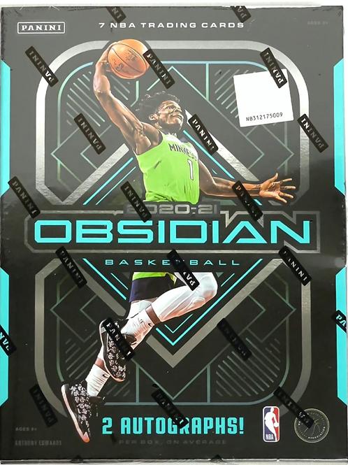 20-21 NBA Obsidian Hobby Box