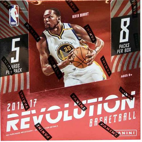 2016-17 NBA Revolution Hobby Box