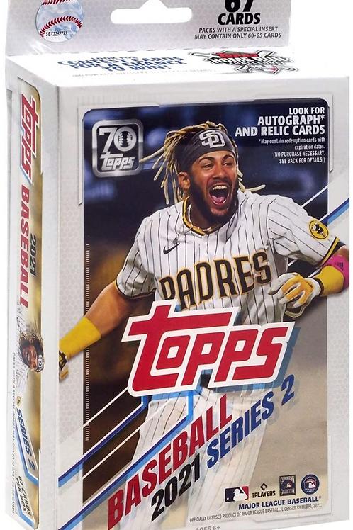2021 MLB Topps Series 2 Hanger